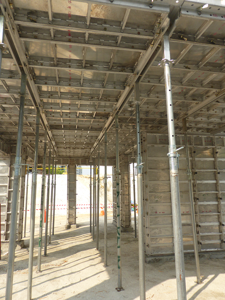 Asiaric : Aluminium Formwork Construction Technology Malaysia