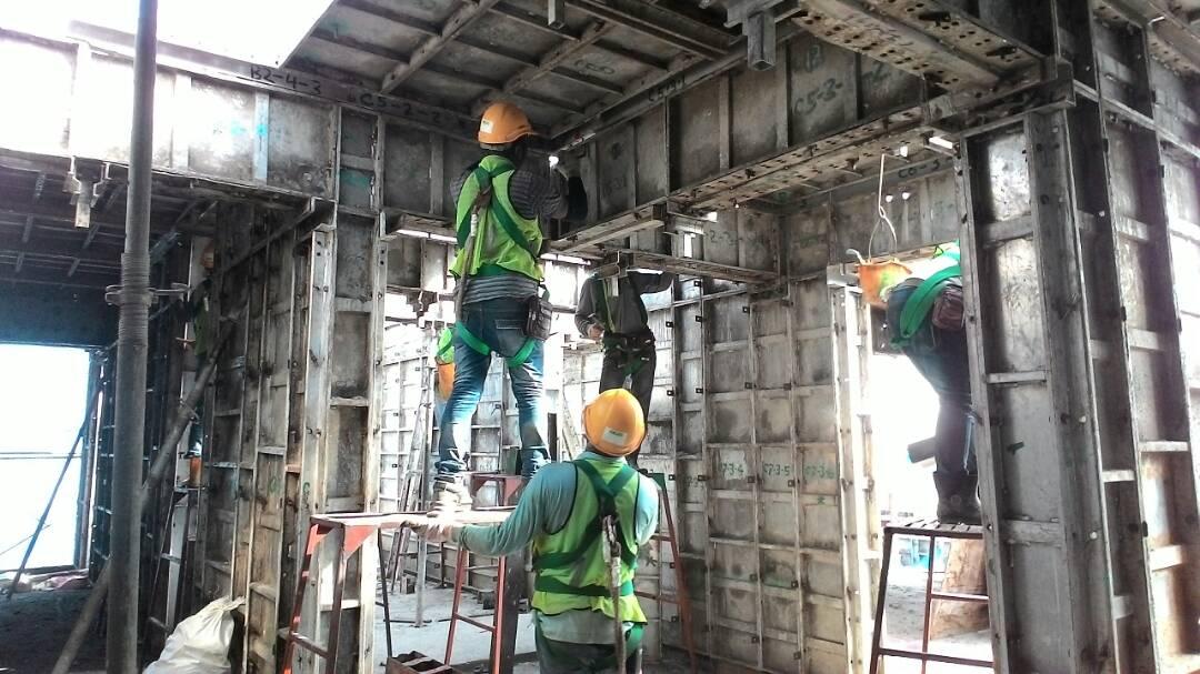 Asiaric : Aluminium Formwork Construction Technology Malaysia